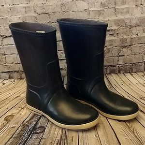 Sperry Top Sider Rubber Boots